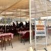 エジプト ギザ 大スフィンクス近く「Panorama Sphinx Restaurant and cafe」エジプト料理、ショーも間近で