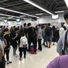 スワンナプーム国際空港から成田へ