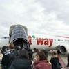 行くぜ韓国、tWAY航空TW212便プチ搭乗記。【週末弾丸おじさん二人旅ソウル編初日①】~記事追加更新しました。