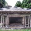 霊仙寺の霊水石 佐賀県吉野ケ里松隈