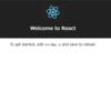 create-react-appを使用してReactアプリのフロントエンド開発環境を導入しよう