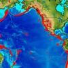 世界で起きる主な地震の約90%は環太平洋火山帯エリアとされ約80%の確率で壊滅的な地震が発生する可能性があるという