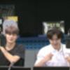 【NCT】完全に気を抜いてたジェヒョンとジャニのリアクションw w w w