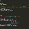 Java 配列をクラスオブジェクトの要素に