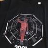 【GU×2001年宇宙の旅】ブログで情報を得て、コラボTシャツをゲットしました!