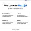 【備忘録】Next.js × TypeScriptのセットアップメモ