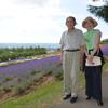 北海道ガーデン街道の旅・花とハーブを訪ねて・・・二日目(富田ファーム)