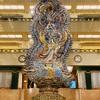 日本橋三越本店の仏像が凄い!天女像(まごころ像)