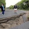 NZ南島でM7・8の地震、2人の死亡を確認