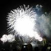 お台場海浜公園の花火