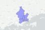 市区町村ポリゴンの中から区だけを結合する