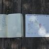植物ノートを新しくした