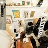 床面積9m²ながら快適に過ごせる極小でも快適なアパートを発明 スピリタス|極小アパートの設計・管理支援