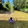 ★絶対に行って欲しい緑豊かな癒しスポット!冒険気分で川遊び!子供も喜ぶ!