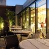大手町にある22階のガーデンテラス - トリプルワン:Triple One|海南鶏飯