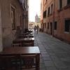 アントネッラさんの、路地裏オステリア。ヴェネツィア、つかの間アパート暮らし