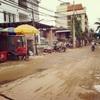 カンボジアでの主な交通手段、トゥクトゥクで気をつけること!①