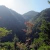 弁天滝から長峰山を横断して掬星台へ