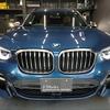 自動車ボディコーティング#105 BMW/X3 M40d ボディ磨き+樹脂硬化型コーティング【Ω/OMEGA】フルメニュー+本革レザー保湿トリートメント