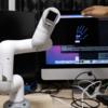 DepthAIでAIロボット遠隔操作