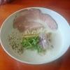 【福井 ラーメン】「TRIPぁいたん」「地鶏の中華そば(醤油)(塩)」麺屋鶏っぷ