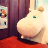 ムーミンカフェで、ムーミンのぬいぐるみとランチ【東京スカイツリー・ソラマチ】