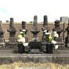 住吉城の城跡と 悲運の武将 三浦道香の墓(逗子市)