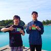 ♪レスキューダイバーおめでとう!素晴らしいレベルアップでした!♪〜沖縄ダイビングレスキュー青の洞窟〜