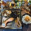 手作り塩鮭定食😋🐟🍚