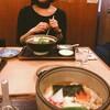 若い女子二人でクリスマスにお蕎麦食べて、神田松之丞の講談へ