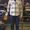 桃太郎ジーンズの銅丹G014-MBを穿いて一か月☆『剛志のジーンズ色落ち物語2017!』♪