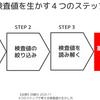 【稿本】検査値を生かす4つのステップ