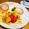 11月14日 GoToイートキャンペーン パンケーキを食べにCAFE ANNONカフェアンノンへ