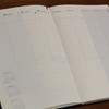 2017年度の手帳はバーチカル式A5サイズに決めたので感想をつらつら書く。