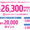 楽天モバイル 『Rakuten Mini』も最大22,000ポイント還元対象に!! 実質0円キャンペーン実施中!!