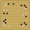 囲碁AI[GoTrend]と打ってみた