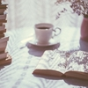 読書をする時間に感謝【本棚は私の好きな場所】