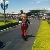 ディズニー夏祭りへ!② ~ミッキーに会う~