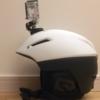 アクションカムの固定方法はヘルメットが鉄板か?