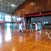 バスケ夏の大会 ②