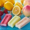 シャトレーゼ やわらか氷バー〈白桃、レモン、あまおう苺〉を食べた感想。おすすめアイス ♪