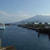 【鹿児島の旅10】桜島フェリーにレンタカーごと乗ってみた