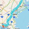 いざ、江ノ島へ!感動のG.W.71kmラン!!(その5:江ノ島上陸。そしてフィニッシュ!)