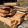 木材が届きました