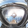 ブルバードM109Rにグリップヒーターを付けてヘッドライトを白くした:後篇