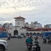 【ベトナムホーチミン旅行④】市内観光(ベンタイン市場・ヤンシン市場・トンタットダム通り)