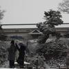 雪景色シリーズ(その9)「三十間長屋」