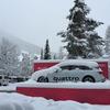 雪のクラニスカ・ゴラ