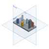 3DCAD「Onshape」② Sweep、貫通(Pierce)、押し出し(応用)を使う