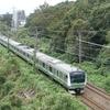 JR横浜線 ひのき陸橋界隈
